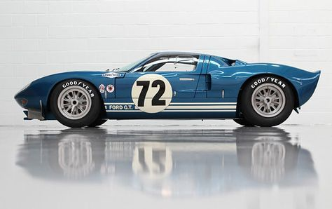 1964 Ford Gt40 Prototype With Images Ford Gt Ford Gt40 Ford