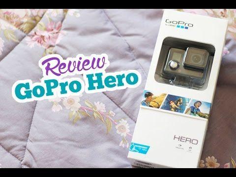 Câmera boa e barata pra vlogs (Review GoPro Hero) | Bruna Dalcin - YouTube