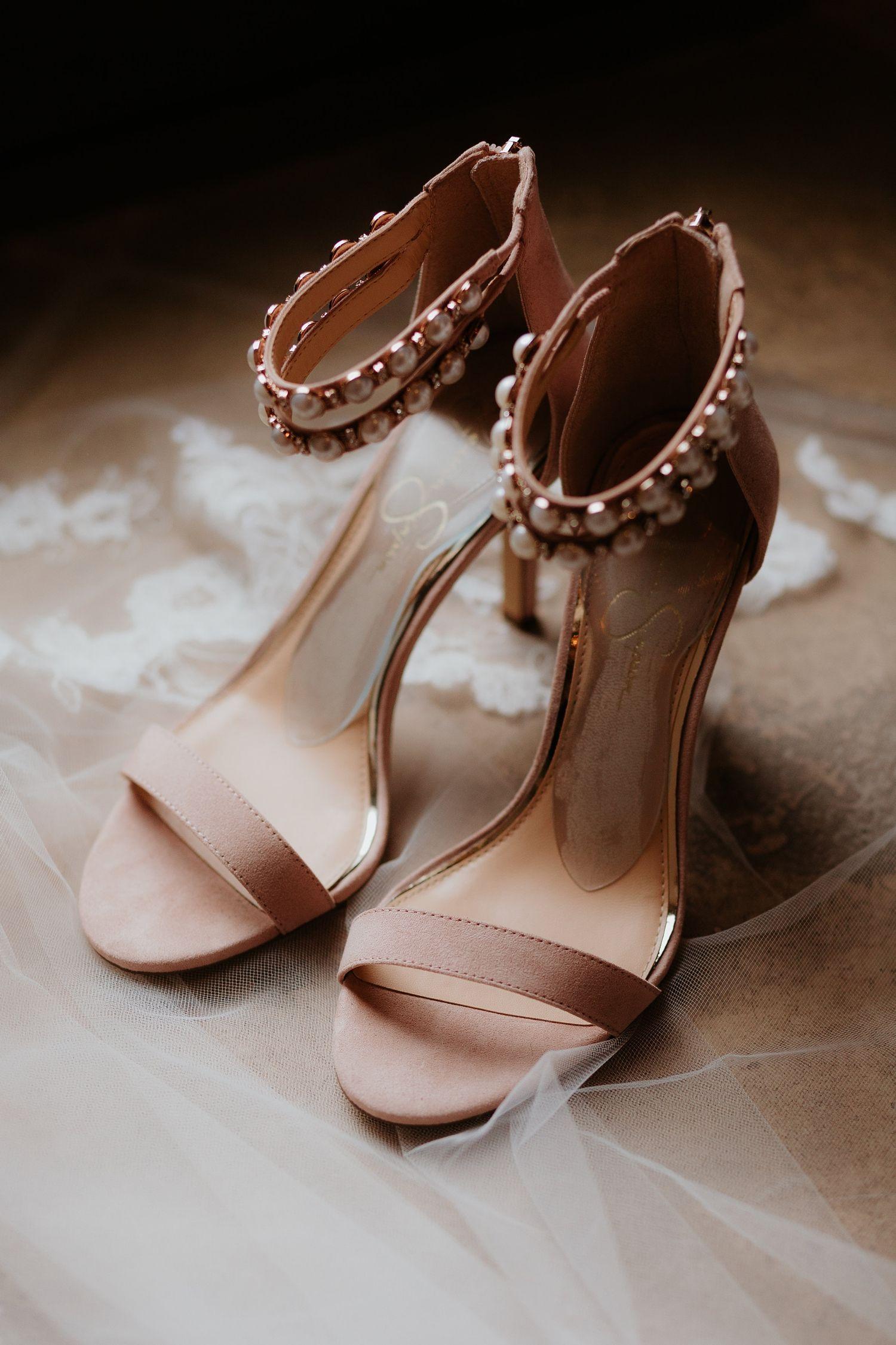Bridal Shoes Bridal shoes, Unique wedding shoes, Mauve heels