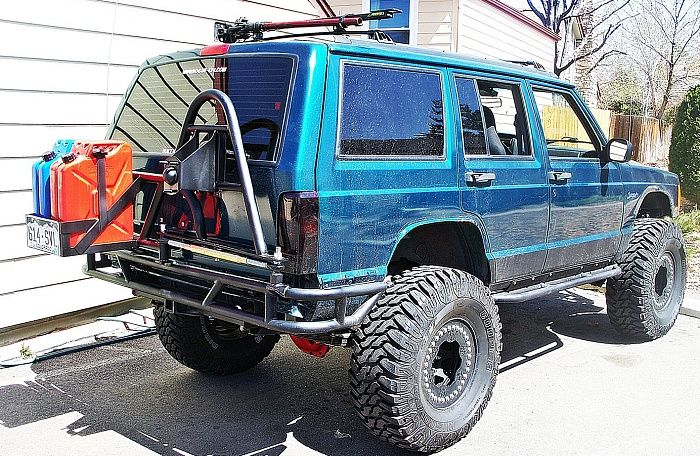 Lets See Your Tube Bumpers Jeep Cherokee Forum Jeep Xj Jeep