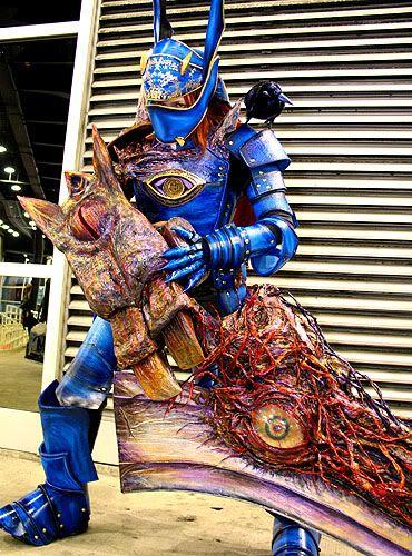 soul calibur cosplay Nightmare