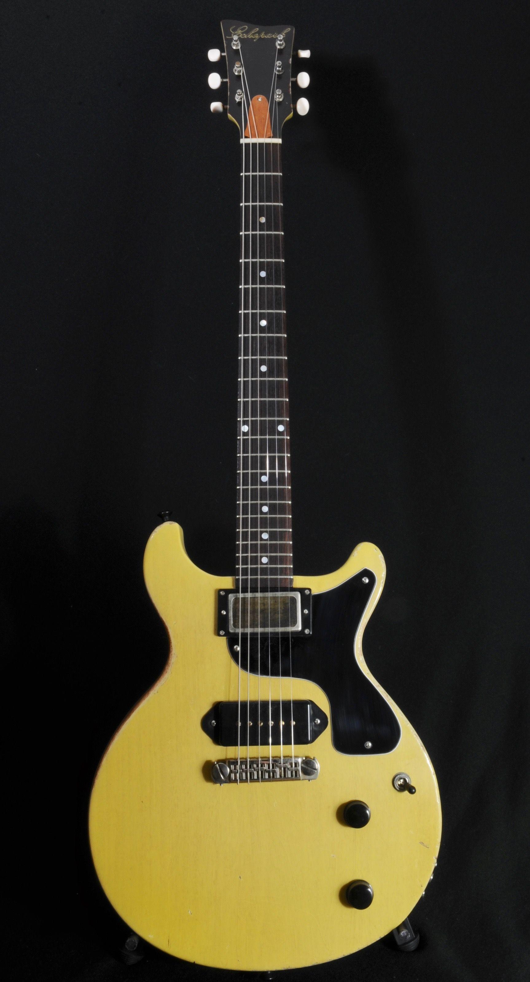 Echopark 59 Standard 2014 Tv Yellow Guitars In 2018 Pinterest