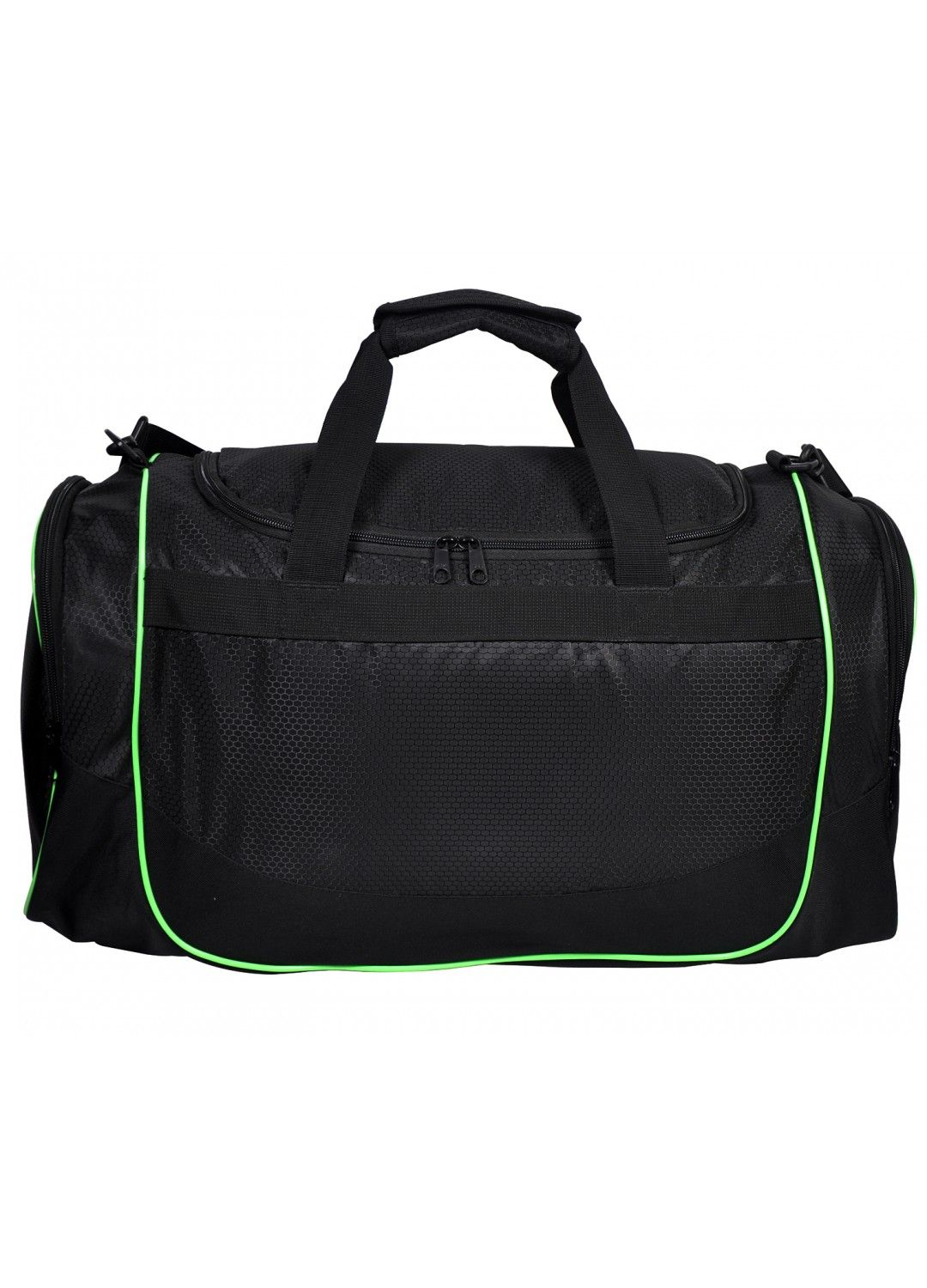 8972d6dd7 MIER Men Gym Bag with Shoes Compartment Sports Duffel Bag, 24inch, Medium,  Black