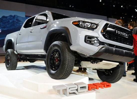 New Toyota Tacoma >> New Toyota Tacoma Trd Pro Price In 2017 Toyota Pinterest
