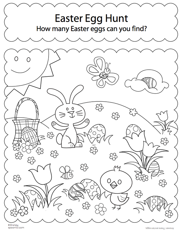 Free Easter Colouring Pages The Organised Housewife Printable Easter Activities Easter Worksheets Easter Preschool