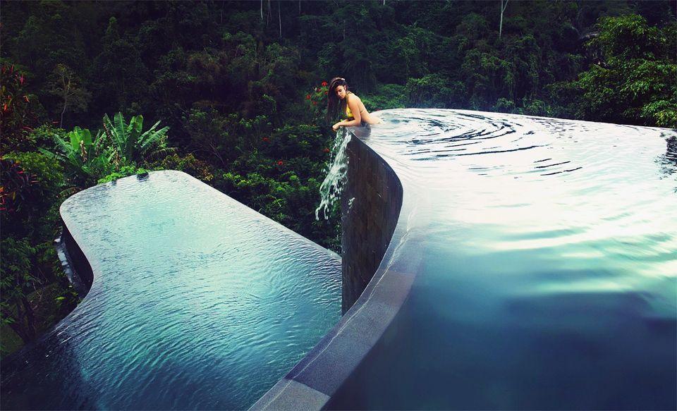 27 Of The Most Exotic Pools On Earth Bucketlist Ubud Hanging