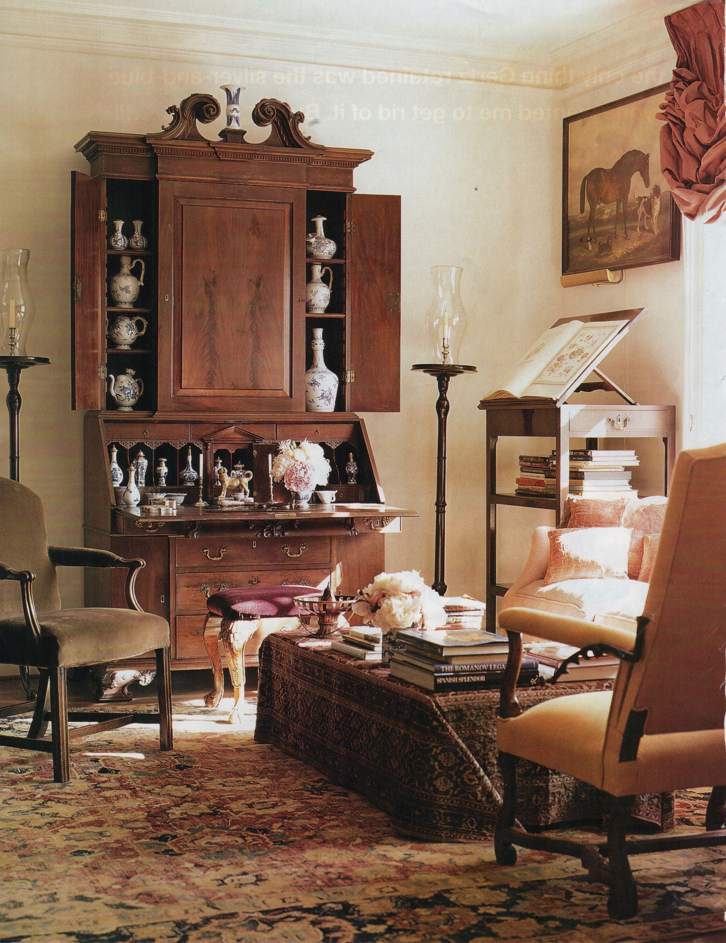 Axel vervoordt dallas home of betty gertz southern accents for Axel vervoordt furniture