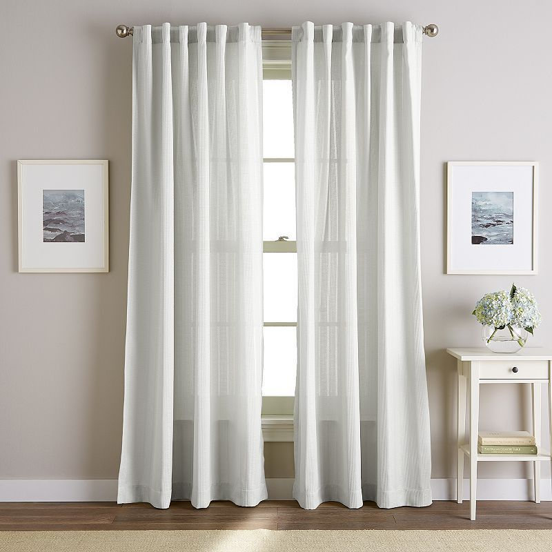 Hayden 1-Panel Window Curtain