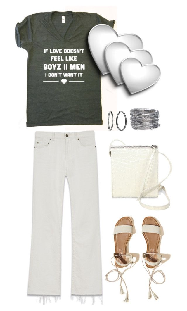 """If love doesn't feel like Boyz II Men I don't want it"" by musicfriend1 ❤ liked on Polyvore featuring Yves Saint Laurent, Elizabeth and James, Hollister Co., Avenue, Bling Jewelry, love, lovethis, casualstyle and boyzIImen"