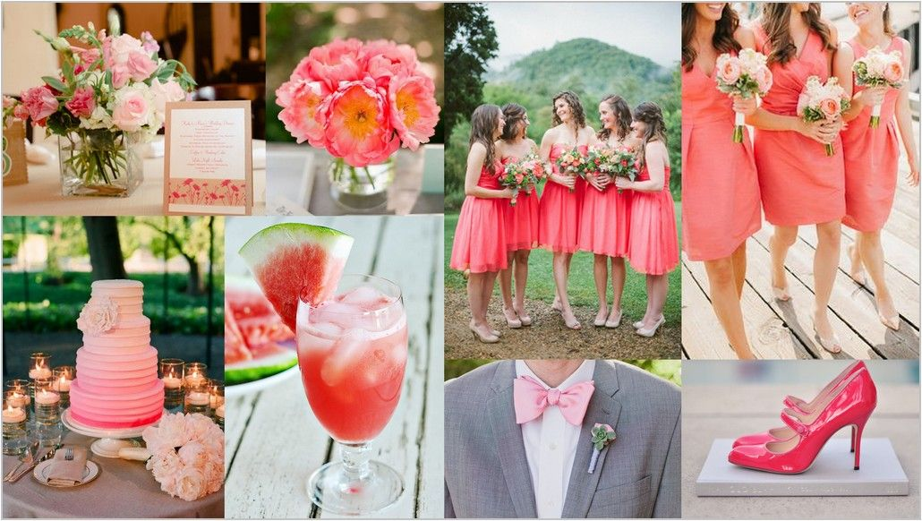 Popular wedding themes hondudiariohn pinterest top 5 color theme for spring wedding junglespirit Image collections
