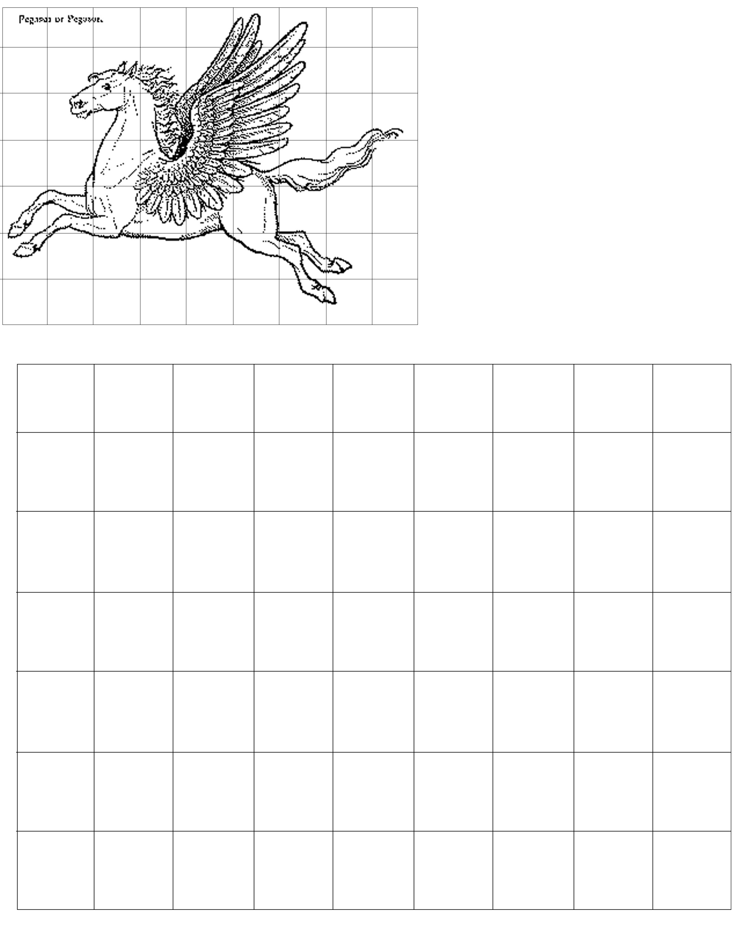 Image Result For Grid Art Worksheets With Images
