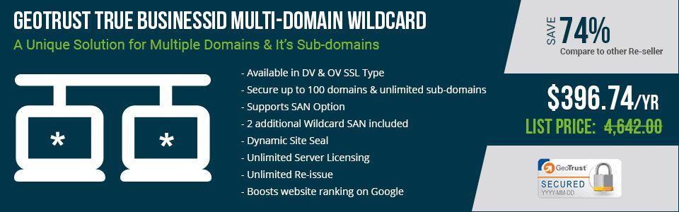 Read GeoTrust True BusinessID Multi-Domain Wildcard Reviews ...