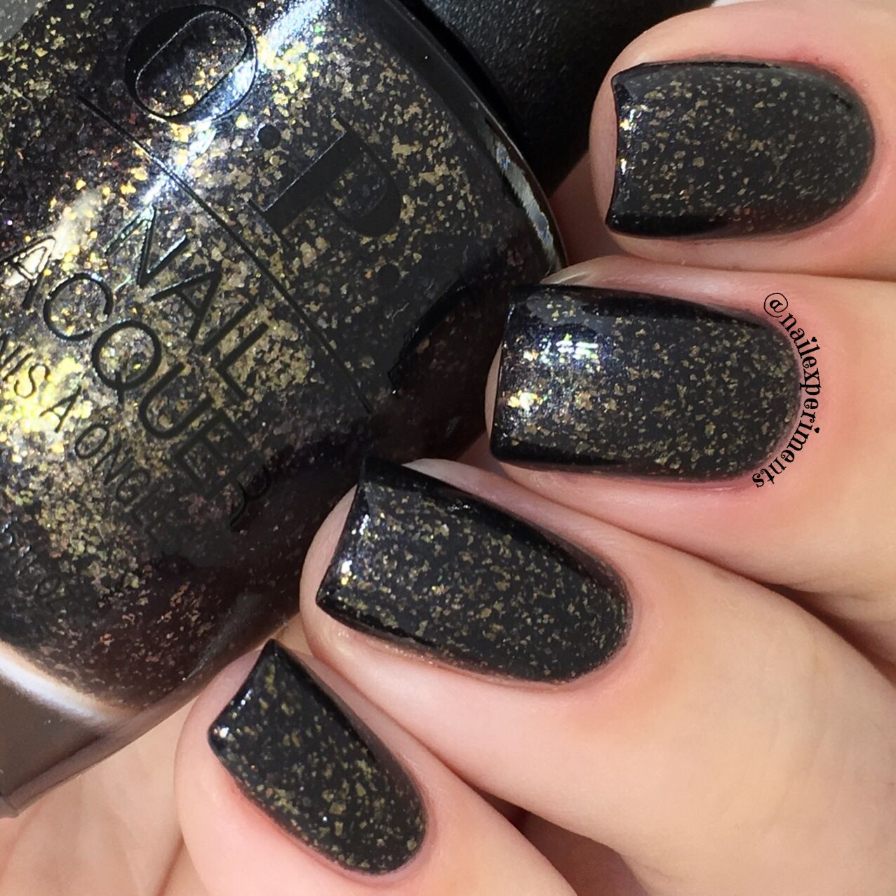 Nail Polish Package: Opi Top The Package With A Beau Swatch