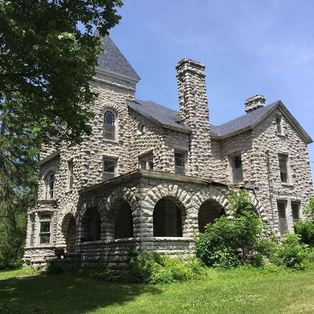 Charming 1895 Romanesque U2013 Palatine Bridge, NY U2013 $275,000 | Old House Dreams
