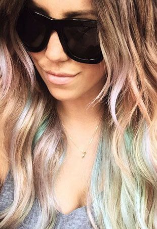 Top Hair Color Trends 2015 Everything You Need to Know   theFashionSpot Gallery