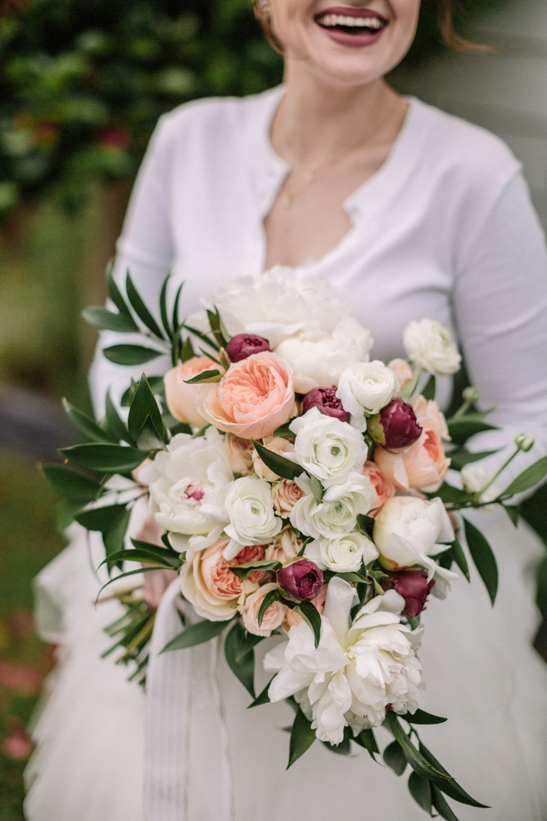 how to create a bouquet