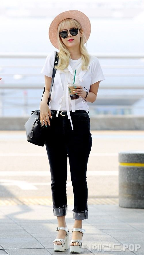 Fashion style Qri fashion airport for woman