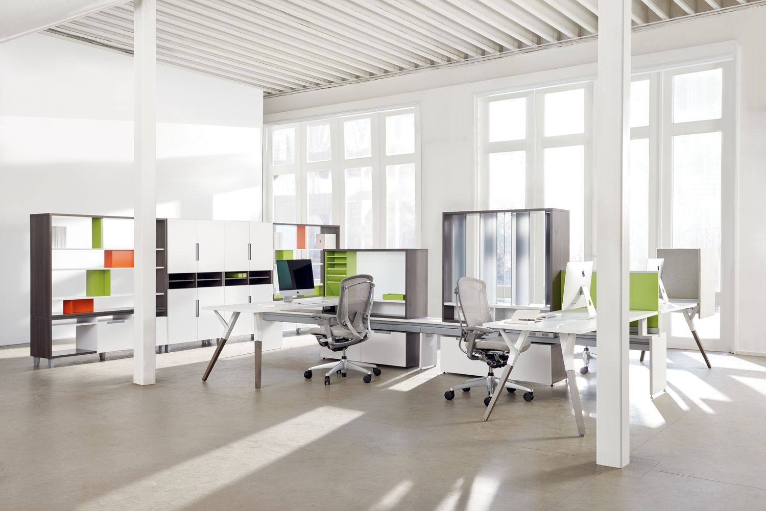 TEKNION UPSTAGE workstations Products September