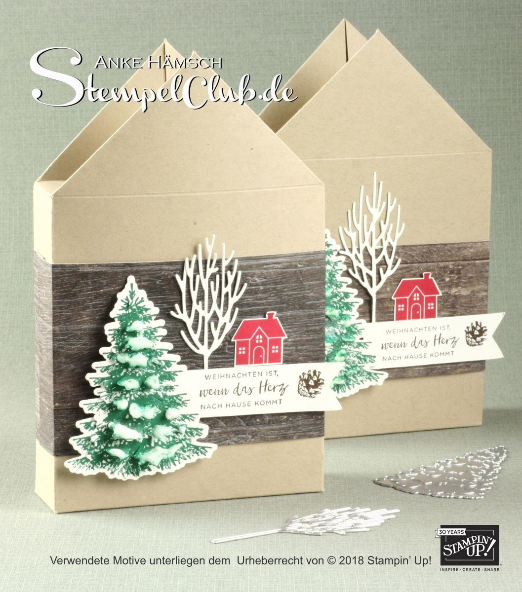 s sse hausschachtel mit dem set winterwald winter woods. Black Bedroom Furniture Sets. Home Design Ideas