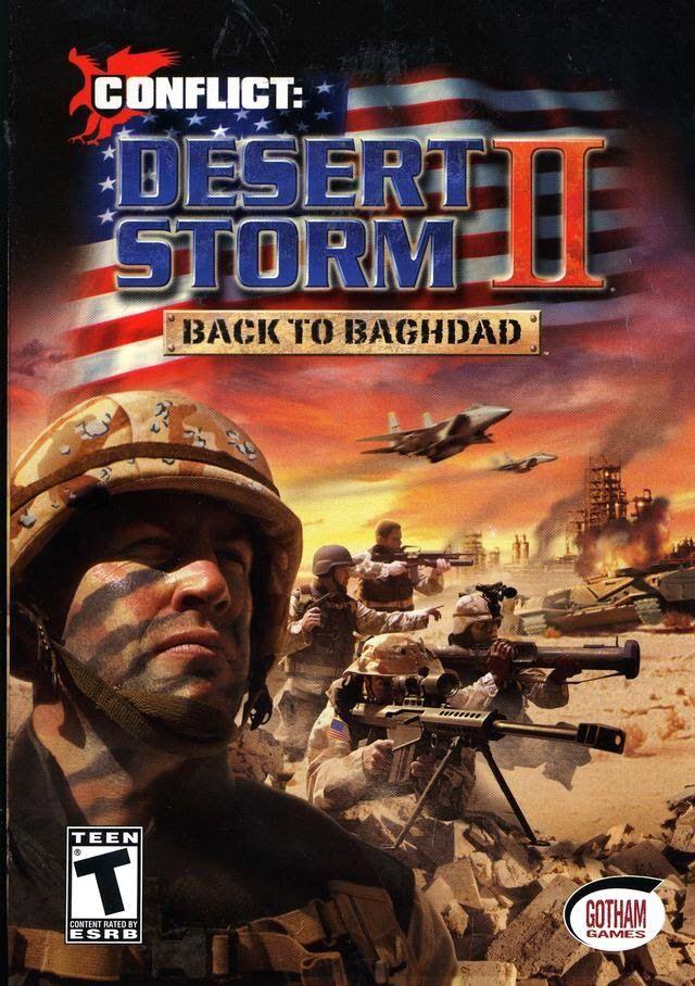 تحميل لعبة عاصفة الصحراء 2 Conflict Desert Storm Ii Game Download Free Storm Games Gamecube Games