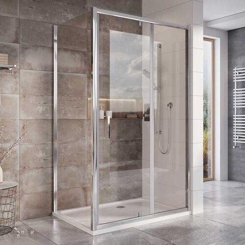 Chipps Side Panel Belfry Bathroom Size 760mm W Frameless Shower Enclosures Rectangular Shower Enclosures Frameless Shower Doors