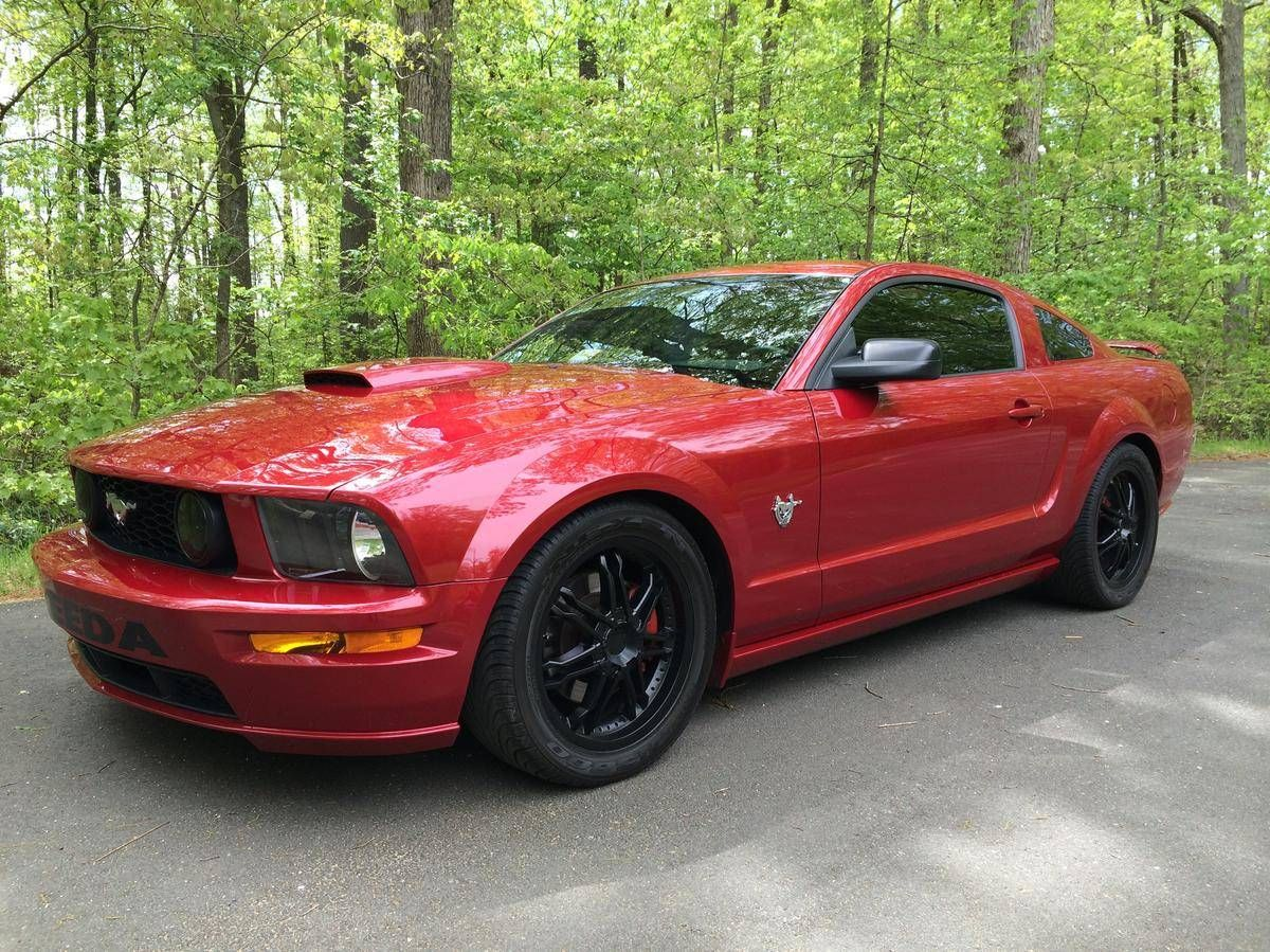 2009 ford mustang gt coupe with built engine low miles image 1 of 40