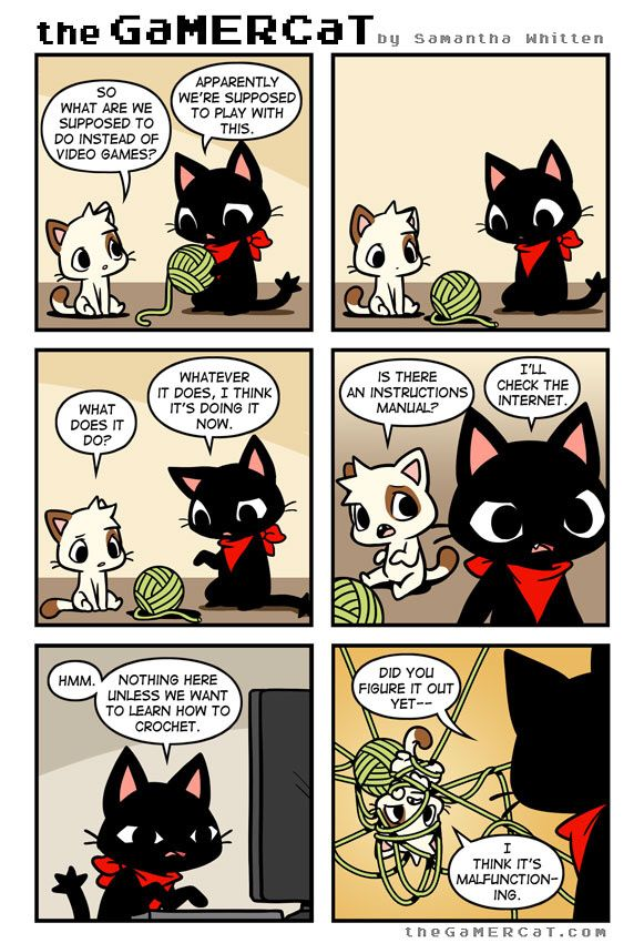 GaMERCaT: Strings Attached (109)
