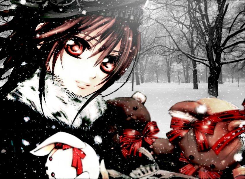 Yuki. Vampire Knight | Vampire Knight | Pinterest ...