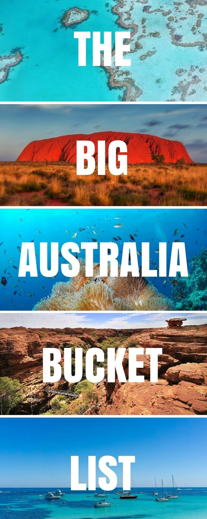 list of big things in australia