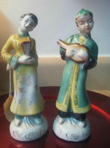 Occupied Japan Figurines In Decorative Collectible Brands Ebay Occupied Japan Japan Vintage Knick Knacks
