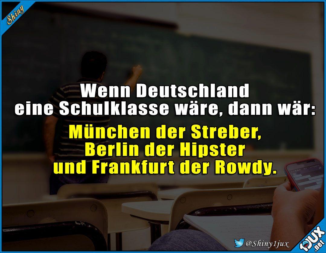 Mit Frau Merkel als Klassenlehrerin | Witzige sprüche