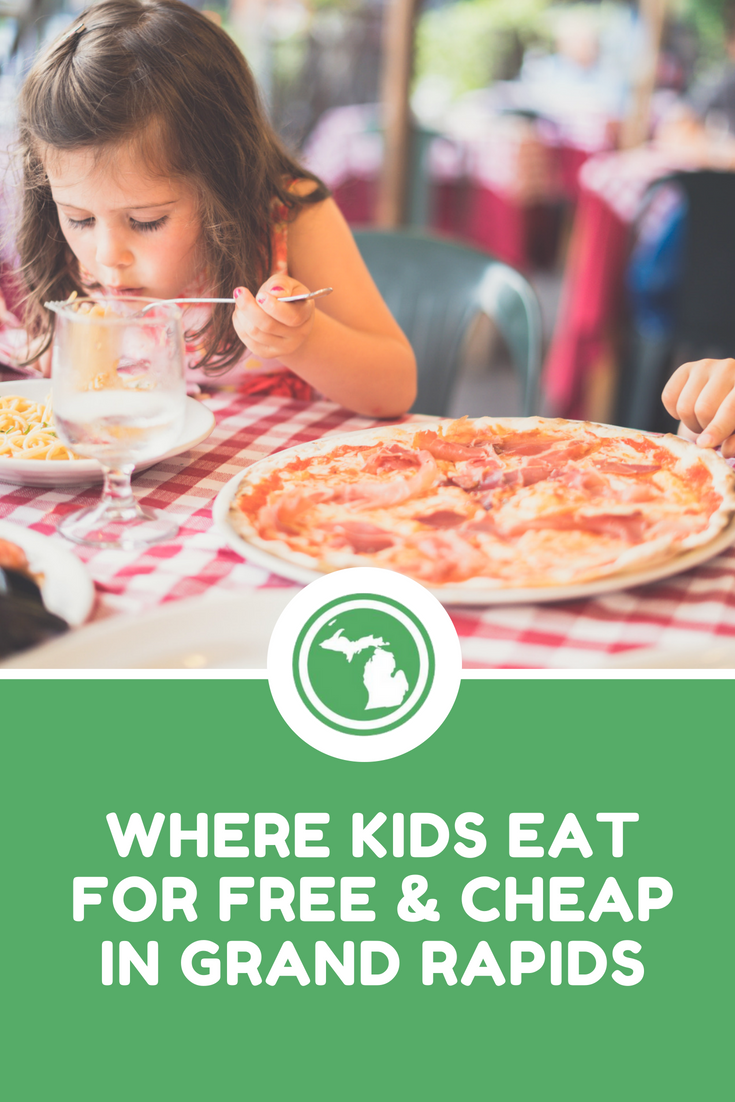 When All Kids Eat For Free >> Where Kids Eat For Free In Grand Rapids Michigan Travel