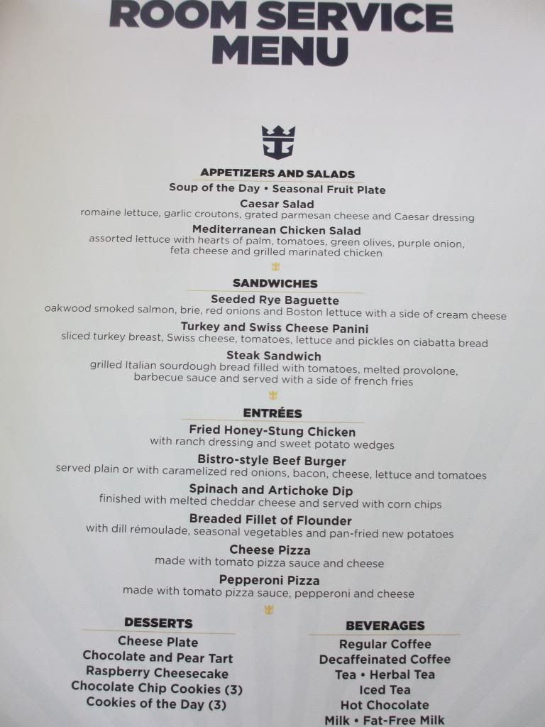 Reflection Menus - thepreismans.com
