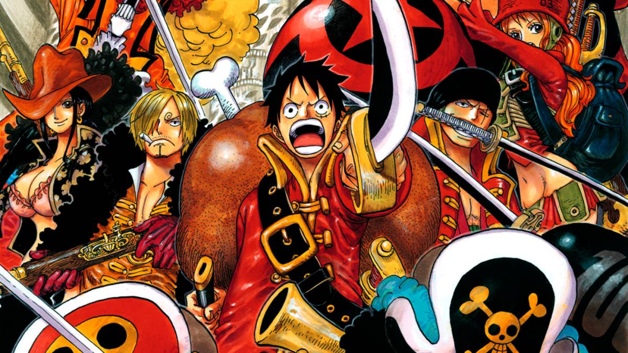 One Piece Introduces The Rocks Pirates Cute anime