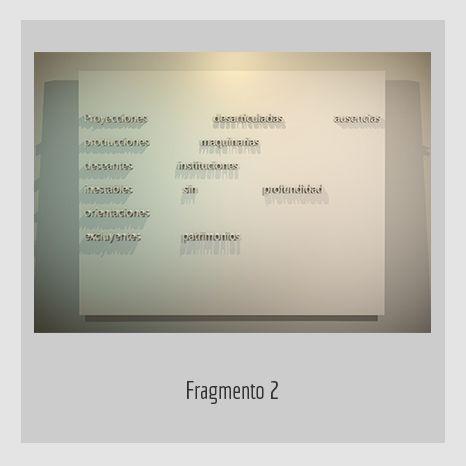 FRAGMENTO-2. YENY CASANUEVA Y ALEJANDRO GONZÁLEZ. PROYECTO PROCESUAL ART.