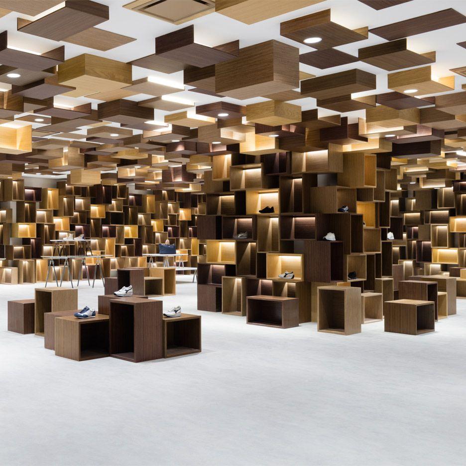 Nendo Reimagines Bangkok Department Store As A New Concept