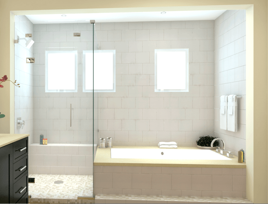 Master Bath Tub Shower Combo Op 3bath Tap Sizes Shower Tub