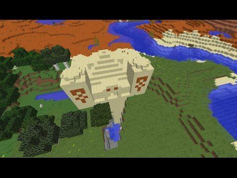 Minecraft Seed 1 8 2 Cool Npc Village Spawn Desert Temple