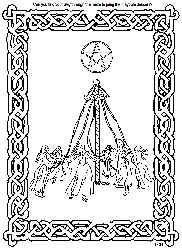 pagan coloring pages pagan coloring pages | Beltain Maze | Pagan Book of Shadows and  pagan coloring pages