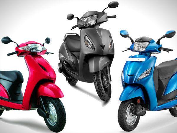 Tvs Jupiter Vs Honda Activa Vs Hero Maestro A Brief Comparison