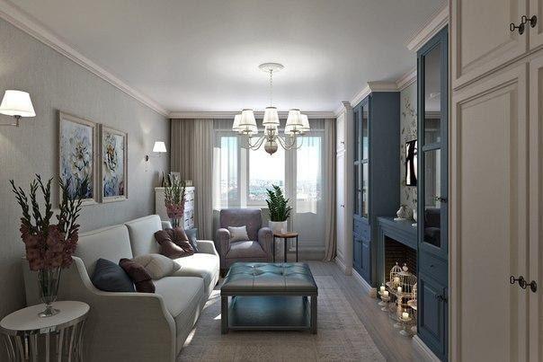 Дизайн гостиной - Дизайн интерьеров   Идеи вашего дома   Lodgers
