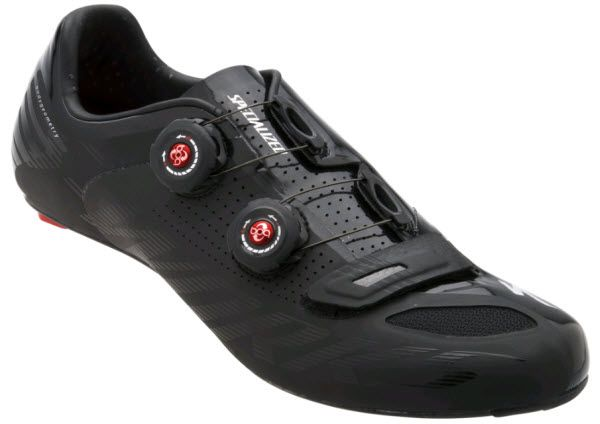 Specialized S-Works Shoes, matte black