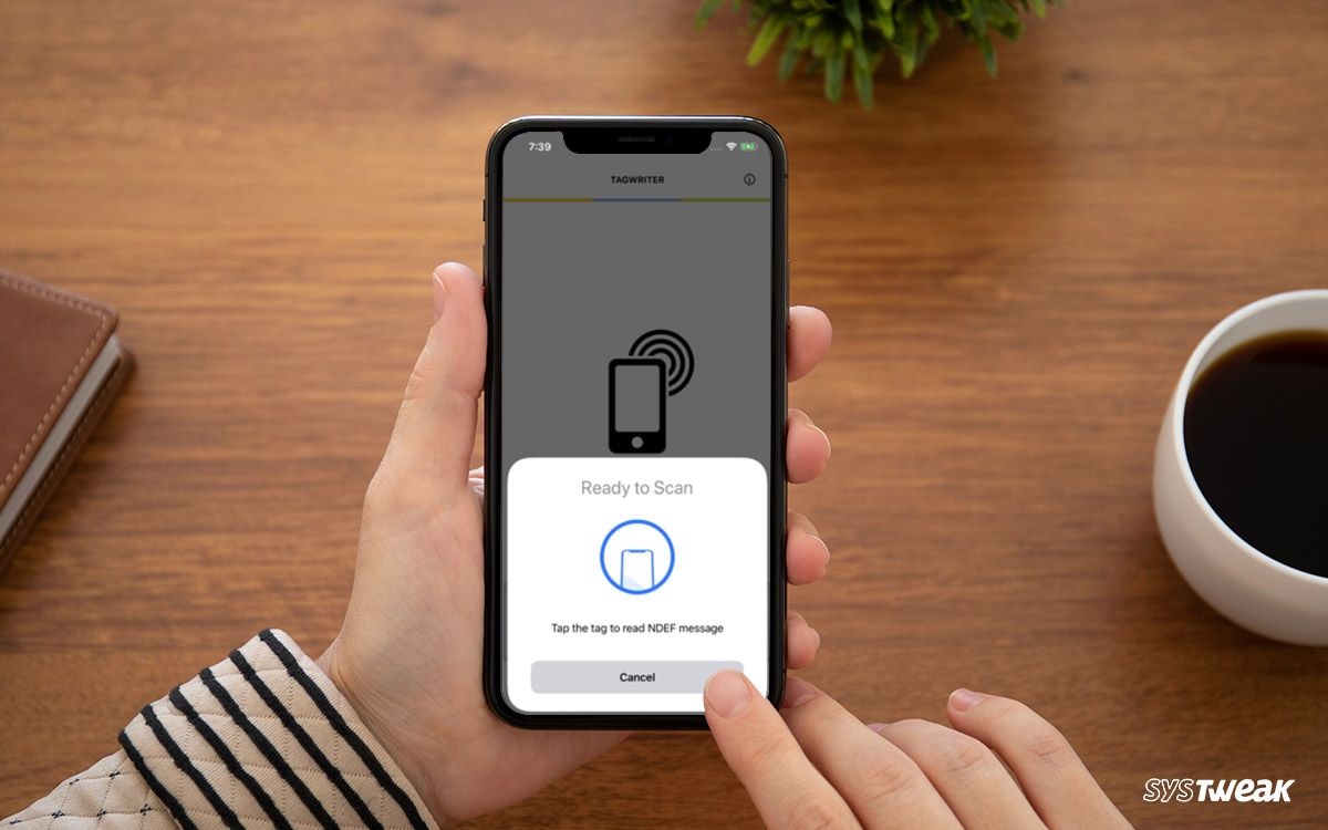 How to use read and write nfc tags in ios 13 nfc tag