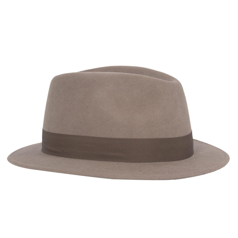 Chapéu de Feltro Aba Média Marcatto Masculino  e4fab1d9e7f