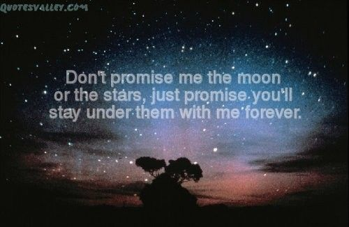 The Moon Stars Star Quotes Love Words Love You