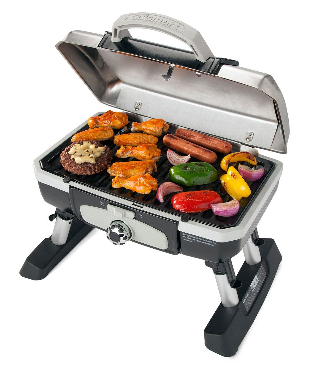 Look at this Cuisinart Petit Gourmet Tabletop Gas Grill on #zulily today!