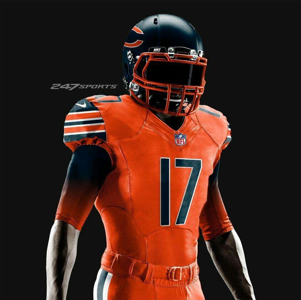 Jeffery Beast Mode For Thursday Night Football Color Rush Uniforms Color Rush Nfl Color Rush Uniforms