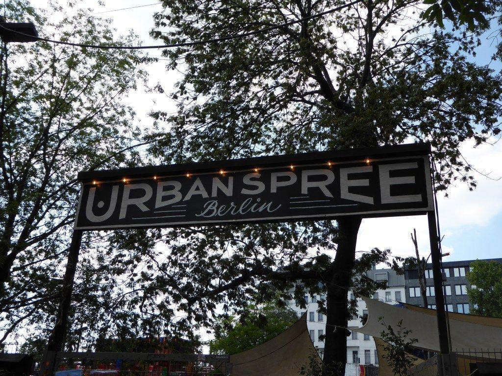 Urban Spree Berlijn