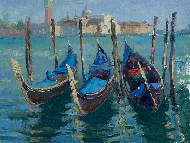 Scott Burdick: Venice