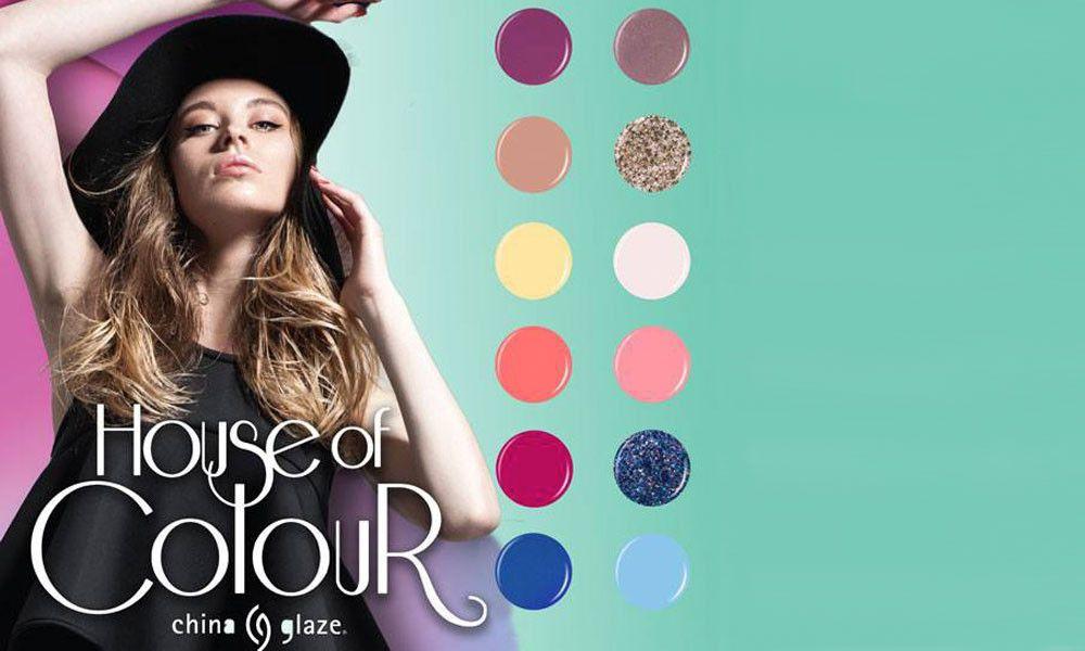 China Glaze smalti primavera 2016: House Of Colour - http://www.beautydea.it/china-glaze-smalti-primavera-2016-house-of-colour/ - Vi presentiamo la nuova collezione di smalti China Glaze House Of Colour per la primavera 2016!